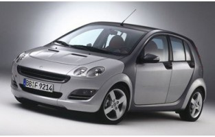Tapetes exclusive Smart Forfour W454 (2004 - 2006)