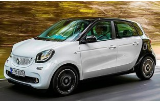 Tapetes exclusive Smart Forfour W453 (2014 - atualidade)