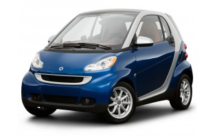 Tapetes exclusive Smart Fortwo W451 Passion (2007 - 2014)