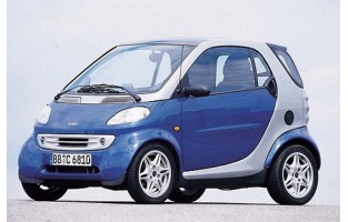 Tapetes Smart Fortwo W450 City Coupé (1998 - 2007) Excellence