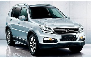 Tapetes exclusive SsangYong Rexton (2012 - 2017)