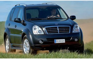 Tapetes SsangYong Rexton (2006 - 2012) Excellence