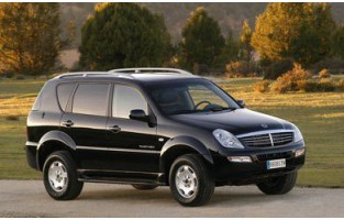 Tapetes exclusive SsangYong Rexton (2002 - 2006)
