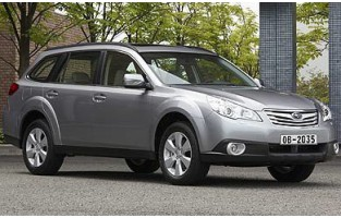 Tapetes exclusive Subaru Outback (2009 - 2015)