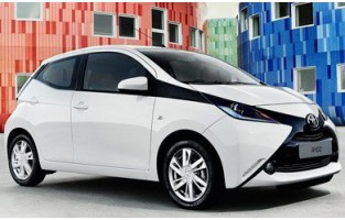 Tapetes Toyota Aygo (2014 - 2018) Excellence