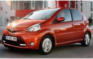 Tapetes Toyota Aygo (2009 - 2014) Excellence