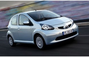 Tapetes Toyota Aygo (2005 - 2009) Excellence