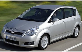 Tapetes Toyota Corolla Verso 7 bancos (2004 - 2009) Excellence