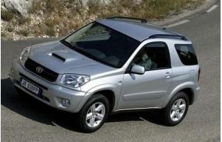 Tapetes Toyota RAV4 3 portas (2000 - 2003) Excellence