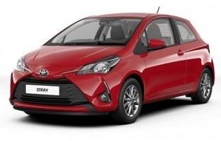 Tapetes Toyota Yaris 3 ou 5 portas (2017 - atualidade) Excellence