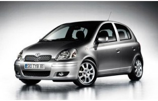 Tapetes Toyota Yaris 5 portas (1999 - 2006) económicos