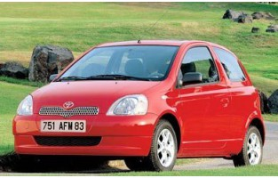 Tapetes Toyota Yaris 3 portas (1999 - 2006) económicos