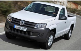 Tapetes Volkswagen Amarok cabina única (2010 - 2018) Excellence