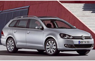 Tapetes Volkswagen Golf 6 touring (2008 - 2012) Excellence