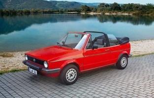 Protetor de mala reversível Volkswagen Golf 1 cabriolet (1979 - 1993)