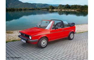 Tapetes Volkswagen Golf 1 cabriolet (1979 - 1993) Excellence