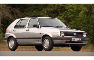 Tapetes flag Alemanha Volkswagen Golf 2