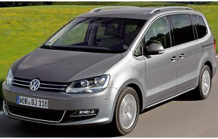 Tapetes Volkswagen Sharan 7 bancos (2010 - atualidade) Excellence