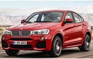 Tapetes exclusive BMW X4 (2014-2018)