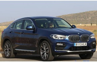 Tapetes exclusive BMW X4 G02 (2018-atualidade)