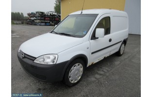 Tapetes exclusive Opel Combo C 2 bancos (2001-2011)