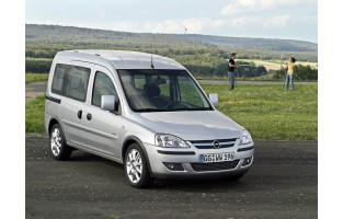 Tapetes exclusive Opel Combo C 5 bancos (2001-2011)