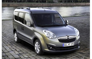 Tapetes exclusive Opel Combo D 5 bancos (2011 - 2018)