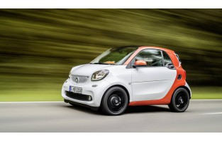 Tapetes exclusive Smart Fortwo C453 (2015-atualidade)