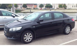 Tapetes exclusive Peugeot 301, (2012-2016)