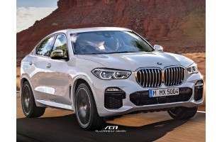 Tapetes exclusive BMW X6 G06 (2019-atualidade)