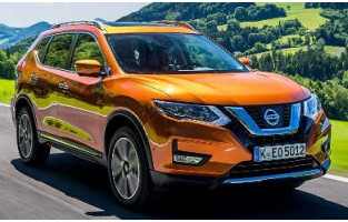 Tapetes exclusive Nissan X-Trail (2017-atualidade)