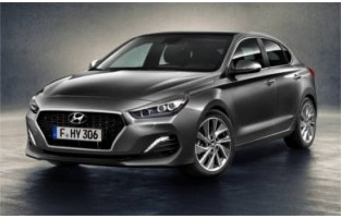 Tapetes exclusive Hyundai i30 Fastback (2018 - atualidade)