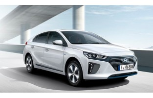 Tapetes exclusive Hyundai Ioniq Híbrido de plug-in (2016 - atualidade)