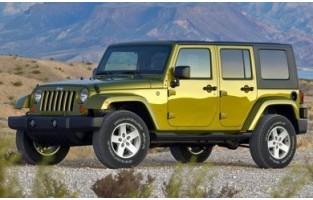 Tapetes exclusive Jeep Wrangler 5 portas (2007 - 2017)