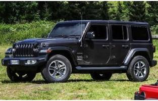 Tapetes exclusive Jeep Wrangler 5 portas (2018 - atualidade)