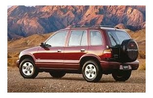 Tapetes exclusive Kia Sportage (1991 - 2004)