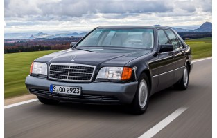 Tapetes exclusive Mercedes W140