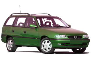 Tapetes exclusive Opel Astra F, touring (1991 - 1998)