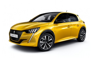 Tapetes Exclusive para Peugeot 208 (2020-atualidade)