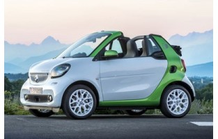 Tapetes exclusive Smart Fortwo EQ (2017 - atualidade)