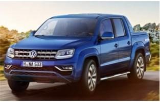 Tapetes flag Alemanha Volkswagen Amarok cabina dupla (2017 - atualidade)