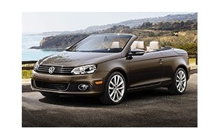 Tapetes flag Alemanha Volkswagen Eos (2016 - atualidade)