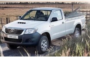 Protetor de mala reversível Toyota Hilux cabina única (2012 - 2017)
