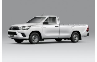 Tapetes flag Racing Toyota Hilux cabina única (2018 - atualidade)