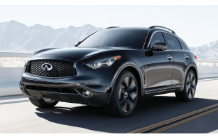 Tapetes exclusive Infiniti QX70
