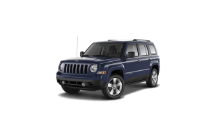 Tapetes exclusive Jeep Patriot