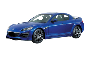 Tapetes exclusive Mazda RX-8