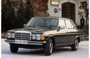Tapetes exclusive Mercedes W123