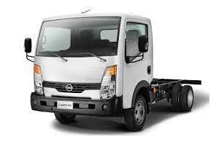 Protetor de mala reversível Nissan Cabstar