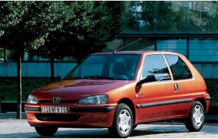 Tapetes exclusive Peugeot 106